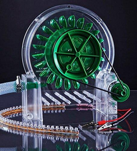R. B. Manufacturing 302484 PowerWheel Hydroelectrical Teaching Bundle