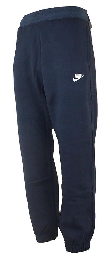 7a688b67c317 Nike724302 -Pantaloni da jogging aderenti in pile, da uomo,