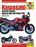 Kawasaki 454LTD/LTD450, Vulcan 500 Ninja 250 '85 to '07 (Haynes Service & Repair Manual)