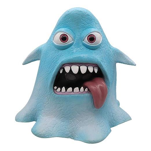 Hete-supply - Máscara Espeluznante de Halloween para Disfraz de ...