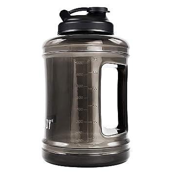 Amazon.com: BOTTLED JOY - Jarra de agua de 2,5 l, con asa ...