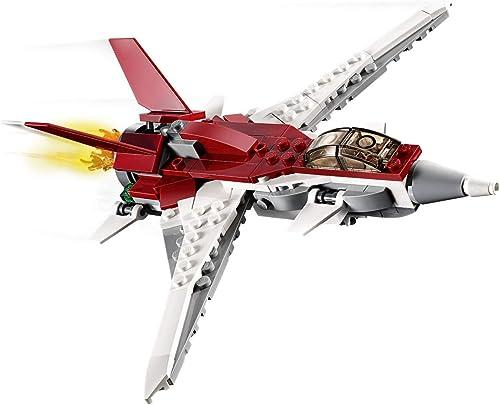 LEGO Creator 3 in 1 Futuristic Flyer 31086 Building Kit