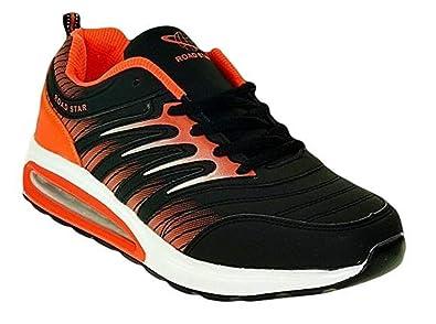 Bootsland 214 Neon Turnschuhe Sneaker Sportschuhe Herren