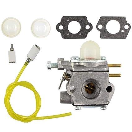 Nueva 753 - 06190 carburador con imprimación bombilla para MTD ...