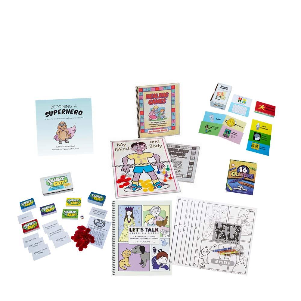 Childswork / Childsplay Trauma Resource Tool Set