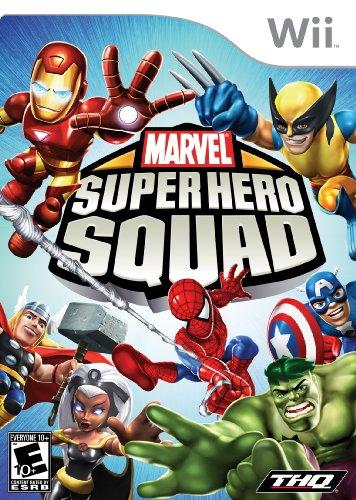 Marvel Super Hero Squad - Nintendo Wii]()