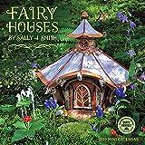 Fairy Houses 2019 Mini Wall Calendar