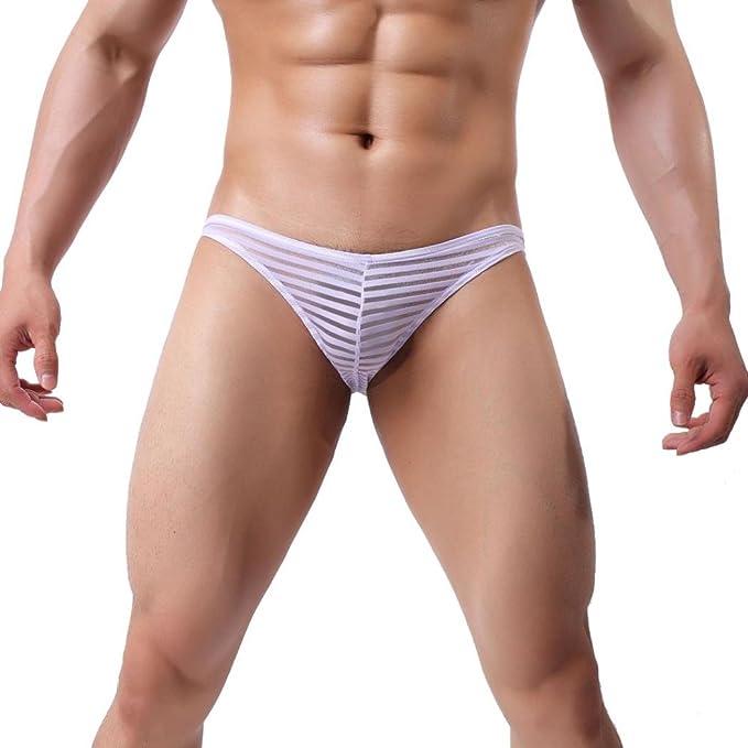 Amazon.com: Pantalones de bóxer para hombre, de fibra de ...