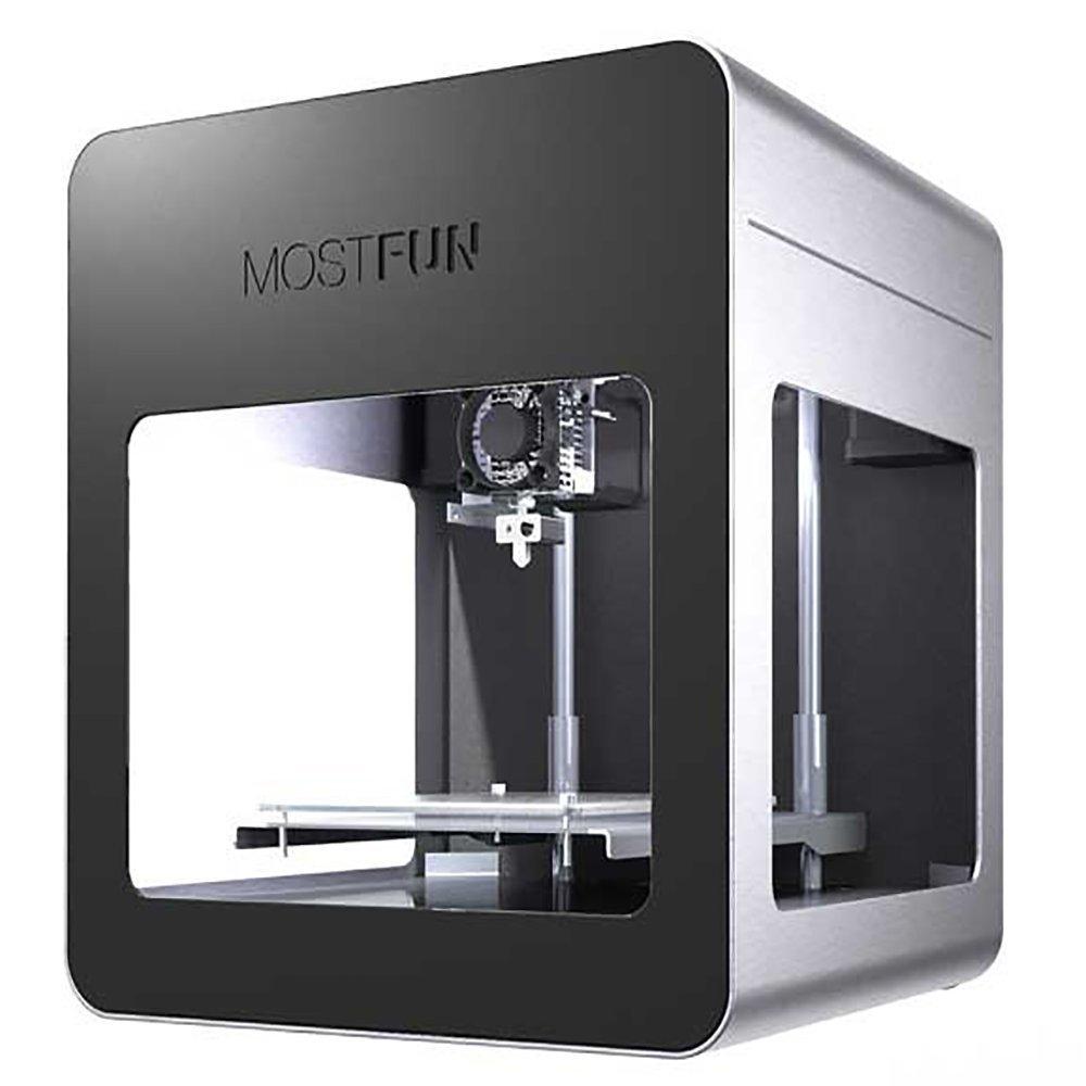 WER Mostfun Impresora 3d, Metal Estructura Frame, acrílico ...