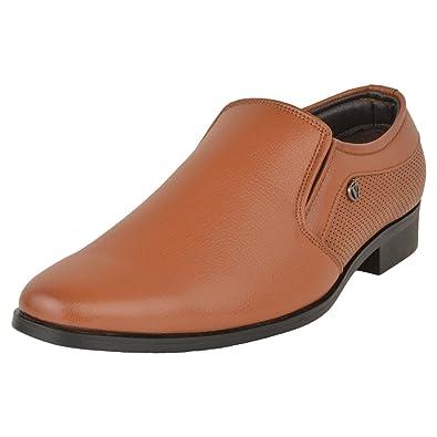 Buy Super Metro Shoe Tan Micro Leather
