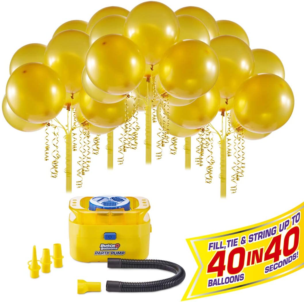 Details about  /Bunch O Balloons Party Latex REFILL Balloons pack of 24 plus  helium adaptor