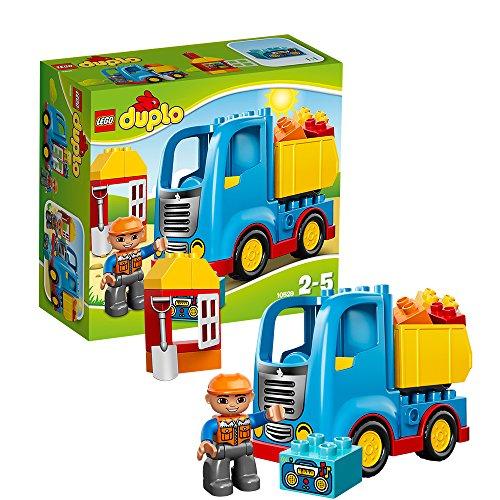 duplo garbage truck - 2