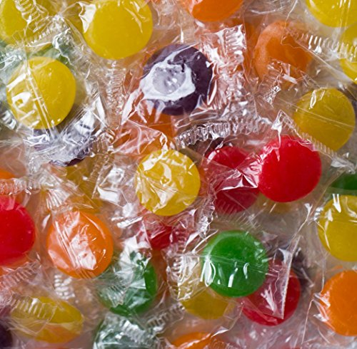 fruit candy wrapped - 5