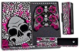 Cheap Designer Skin Sticker for the Xbox One Console With Two Wireless Controller Decals Brittany