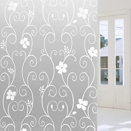 "Buy new doral 4"" border 2 each accents etched glass window."
