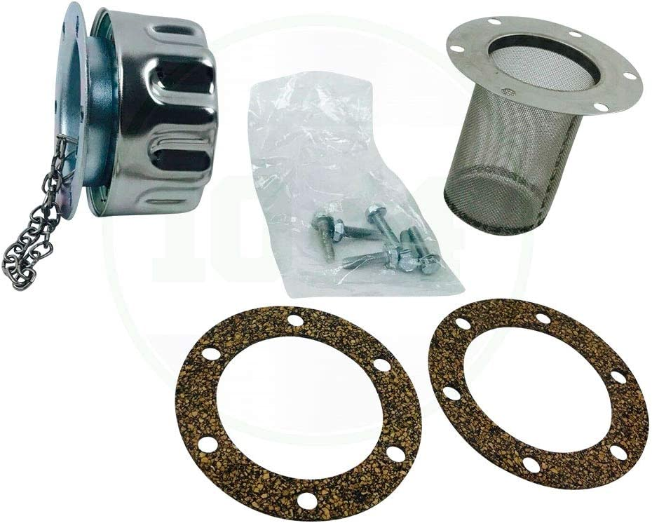 Buyers Hydraulic Filler-Strainer Breather Cap 40 Micron Filtration Model Number TFA005715