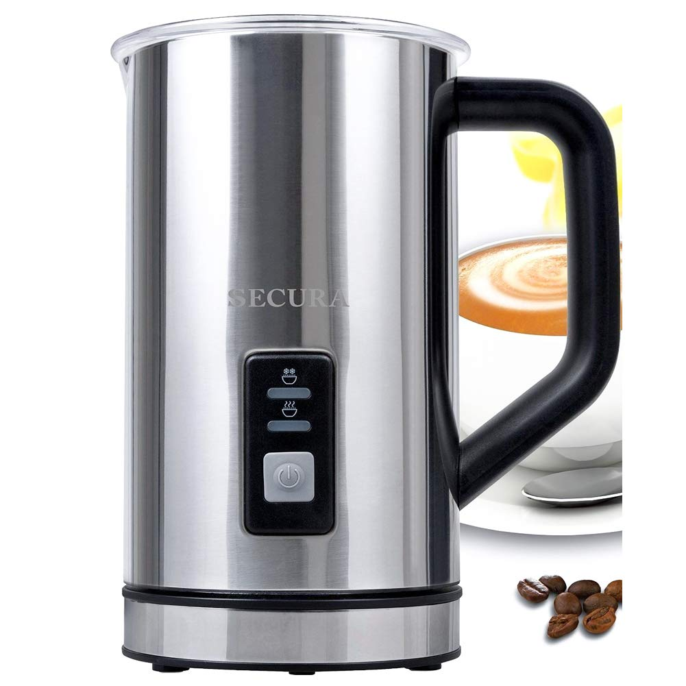 Automatic Best Milk Frother and Warmer