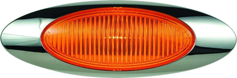 Millennium Series Amber Optronics 00212331P M1 Series Lens 6.5 Clearance//Marker Light Kit