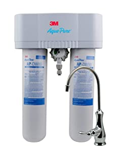 3M Aqua-Pure Under Sink Water Filtration System – Model AP-DWS1000