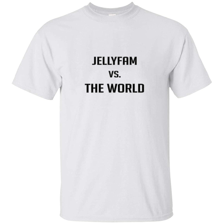 Jelly Fam Vs The World Basketball 91 For Men Women Unisex Shirts