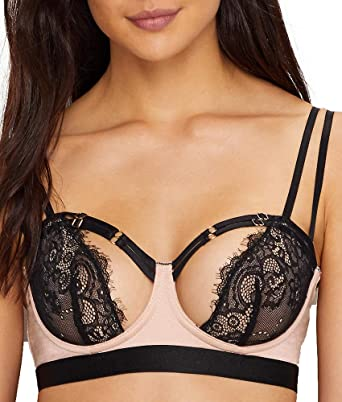 af89f6c4f5d Bluebella Amira Cage Bra at Amazon Women s Clothing store