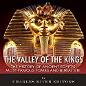 The Valley of the Kings: The History of Ancient Egypt's Most Famous Tombs and Burial Site Audiobook by  Charles River Editors Narrated by Colin Fluxman