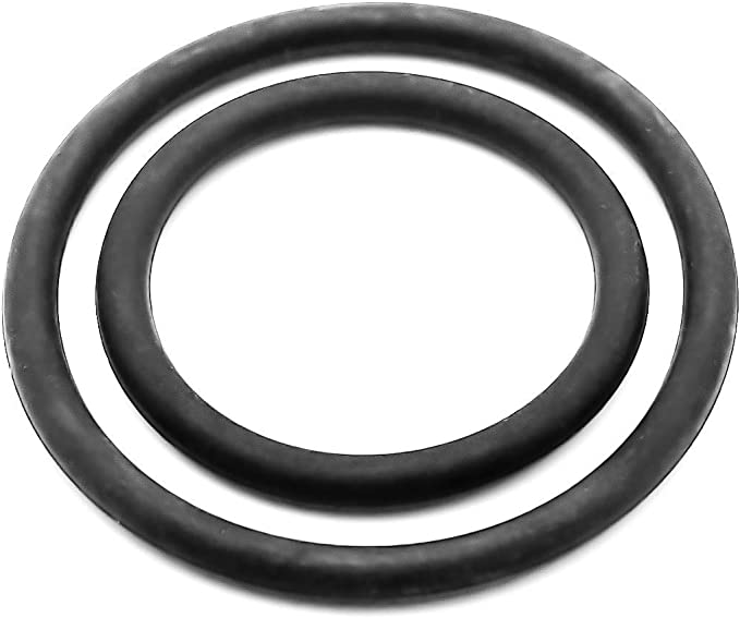 Cateye Rapid X Spare Rubber Back Black