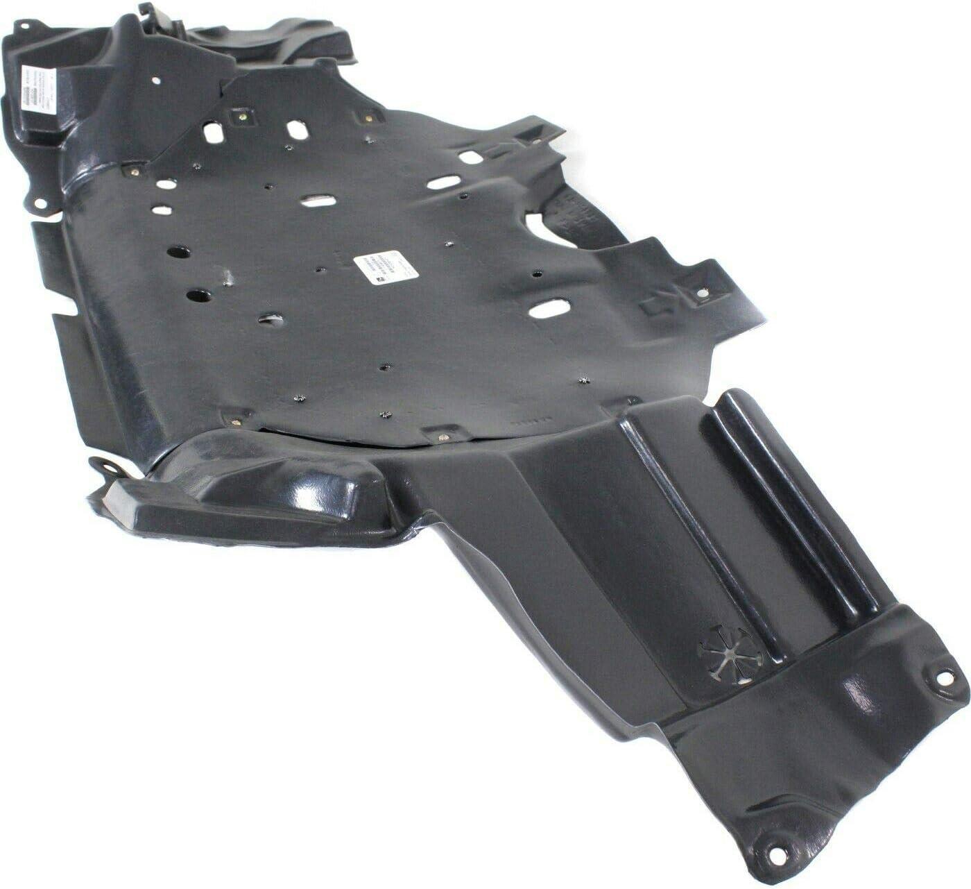 HO1228148 74110T5RA10 Dx//Lx//Se Models Mexico Built Robautoparts Engine Splash Shield Front 2015-2020 for Honda Fit Under Cover Ex//Ex-L//