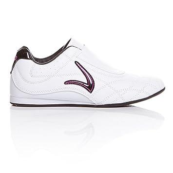Zapatillas Fitness ILICO SHODAN Blanco Mujer (Talla: 37)