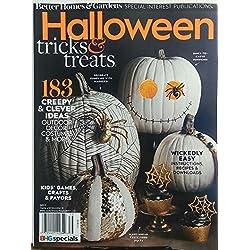 Better Homes & Gardens Halloween 2017 Tricks & Treats Ideas