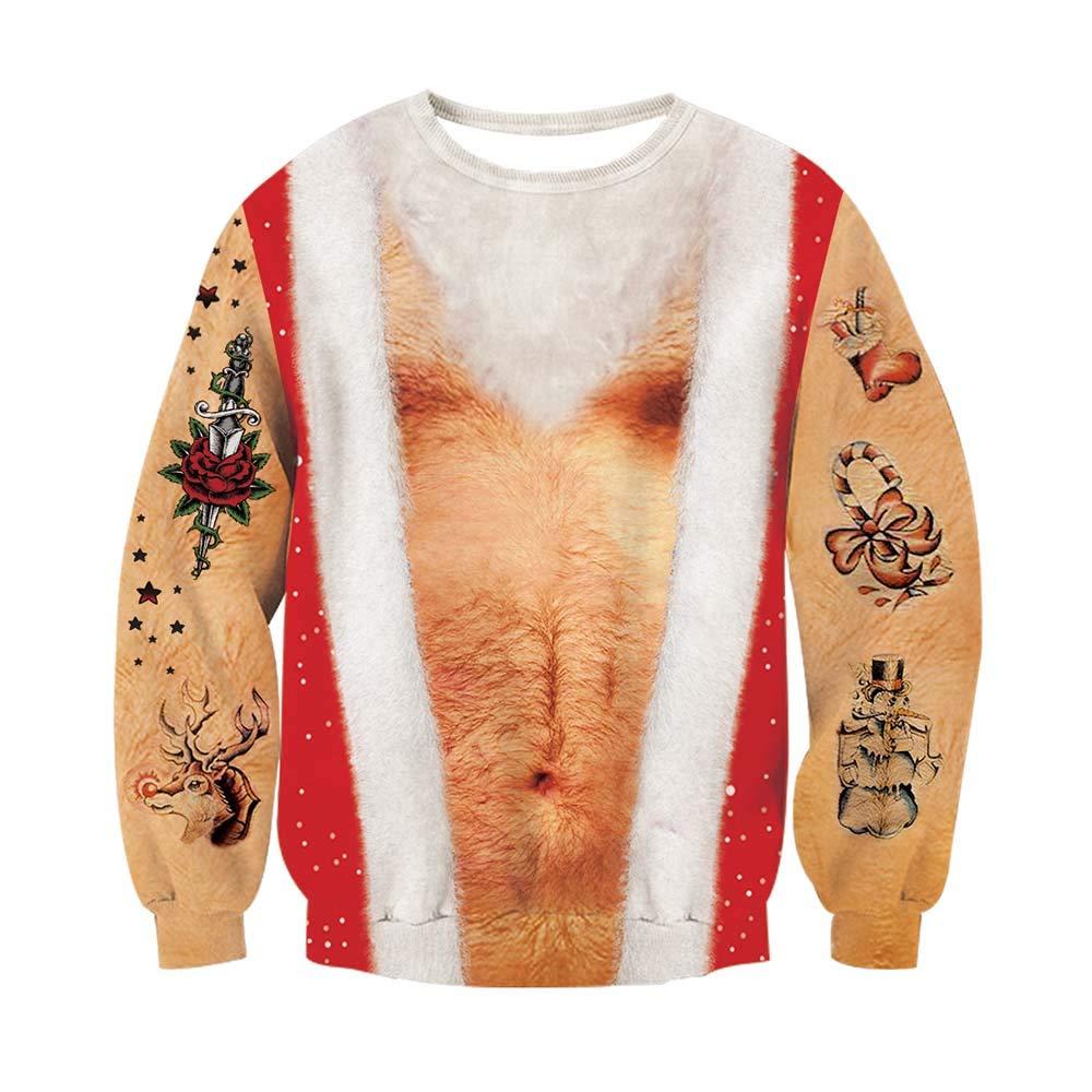 TALLA S. BFUSTYLE Camiseta Unisex 3D Digital Impresa Deportes Ocasionales de Cuello Redondo de la Camiseta de Diseño de Moda
