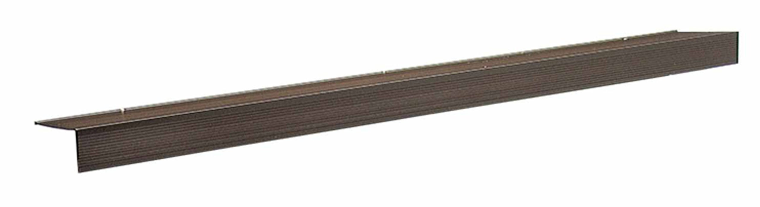 M-D Building Products 69858 4-1/2-Inch by 1-1/2-Inch by 72-Inch TH083 Sill Nosing, Bronze