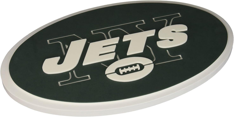 NFL New York Jets 3D Foam Wall Sign
