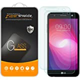 [2-Pack] Supershieldz for LG X Charge Tempered Glass Screen Protector, Anti-Scratch, Anti-Fingerprint, Bubble Free, Lifetime Replacement Warranty