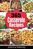 Bargain eBook - Casseroles  365 Days of Casserole Recipes