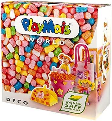 Loick Biowertstoff 160008 - PlayMais - Juego de decoración (1000 piezas) [importado de Alemania]