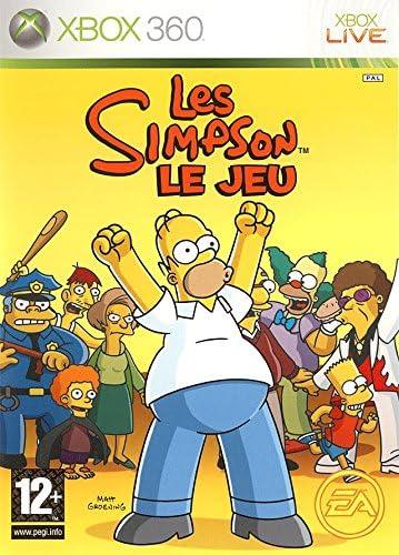 Les Simpson le jeu - Xbox 360 | Electronic Arts. Programmeur
