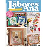 ÁLBUM COLECCIÓN LABORES DE ANA nº 65 - Revista de Punto de Cruz