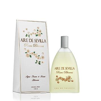 Aire de Sevilla Edición Rosas Blancas - Eau de Toilette 150 ml