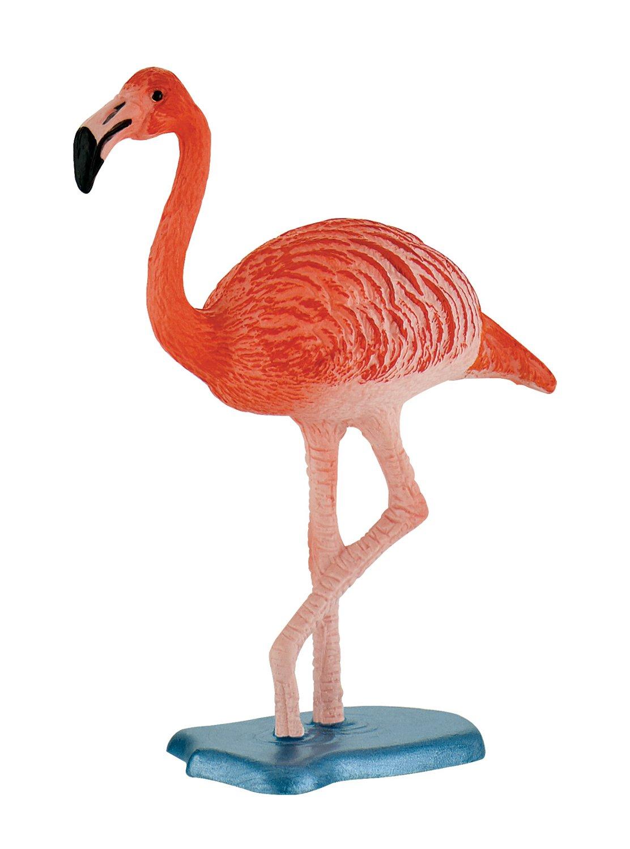 Bullyland 63715 - Flamingo figura de juguete, aprox. 7 cm: Amazon.es ...