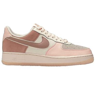 439c491d9ccb7 Amazon.com | Nike Womens Air Force 1 07 Premium Leather Textile ...