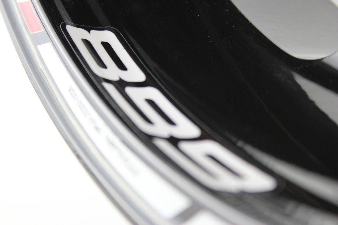 Liserets de Jantes SpecialGP Moto Ducati 899 Panigale Blanche Autocollants
