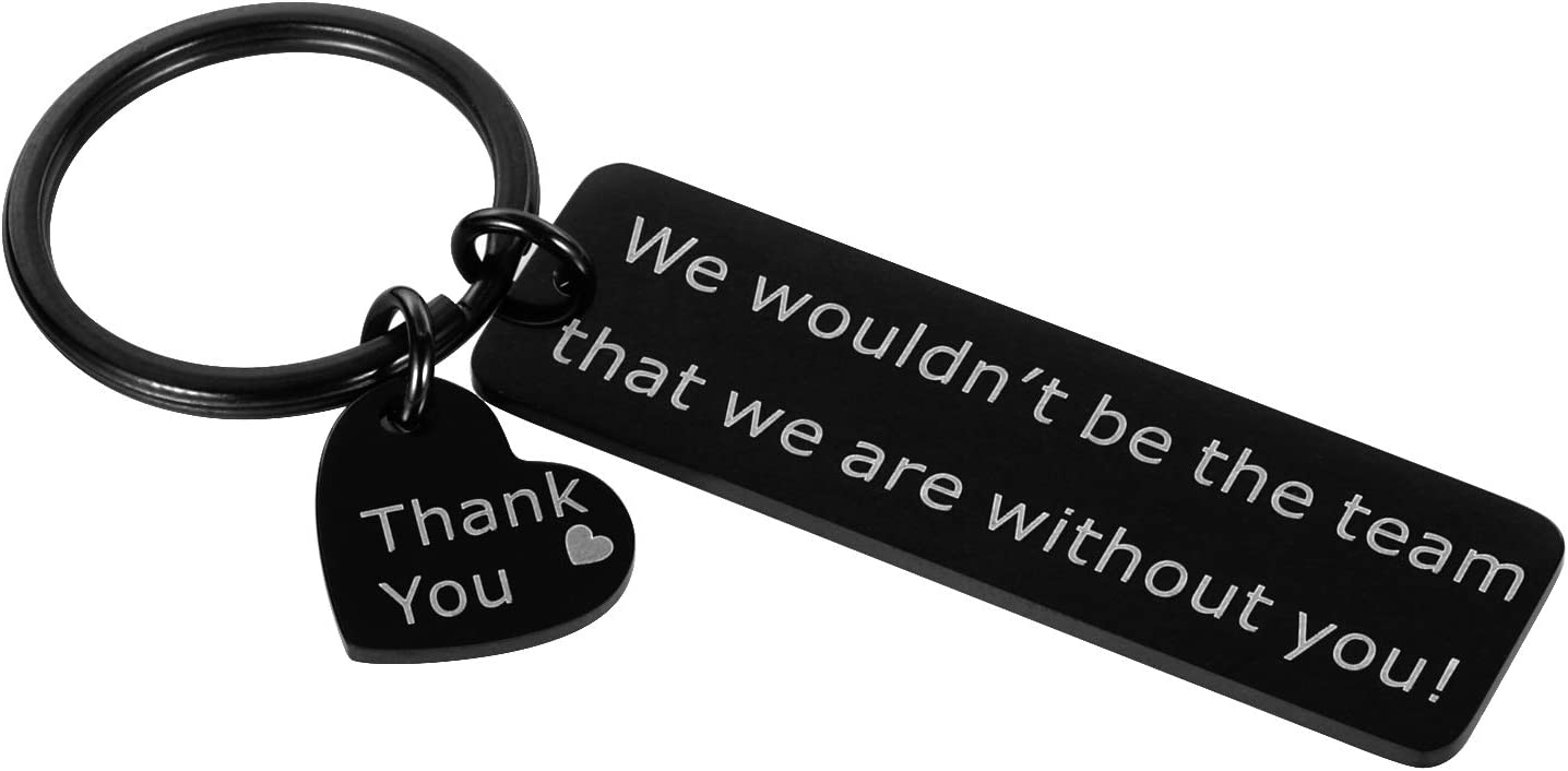 Coworkers Boss Christmas Gifts for Women Men Office Keychain Appreciation Gifts For Boss Leader Supervisor Mentor Birthday Thank You Leaving Going Away Gifts Retirement Manager Boss Lady Goodbye Gifts