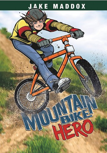 Mountain Bike Hero (Jake Maddox Sports - Sale Tiffany Australia