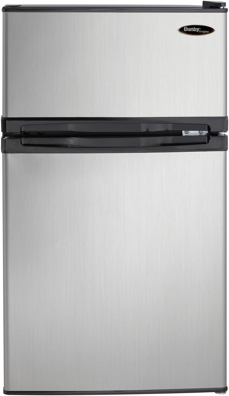 Danby DCR031B1BSLDD Mini Fridge Compact Refrigerator