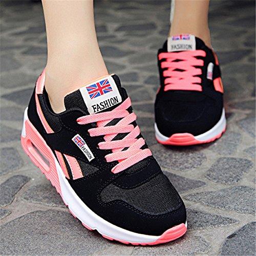 C zapatillas Sneakers de mujeres aire mujer instructores zapatillas nuevas para verano N Venta mujeres exterior Caminar Trotar en caliente cojín OnYHwxEq