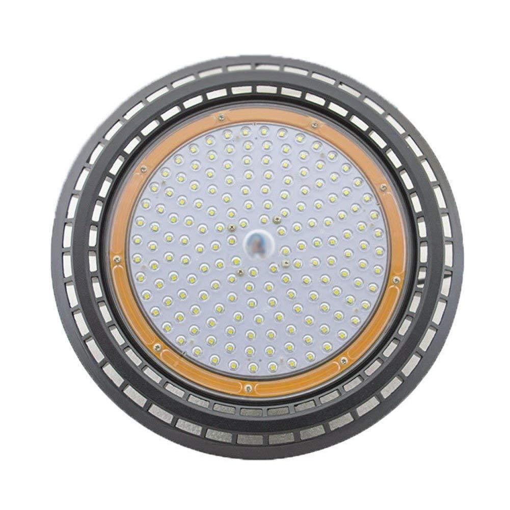 LED Spotlight, AIJJIA UFO Modern Design Industrial Luminaire 6000K Super Bright Factory 50W/100W/150W/200W Spot Light, Cold White Aluminum LED Spotlight for Workshop Warehouse (50W)