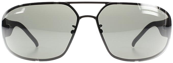 Police 8569 0531 Black 8569 Aviator Sunglasses at Amazon ...