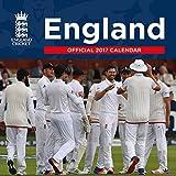 England Cricket Square Official 2017 Calendar by Danilo (2016-10-06)