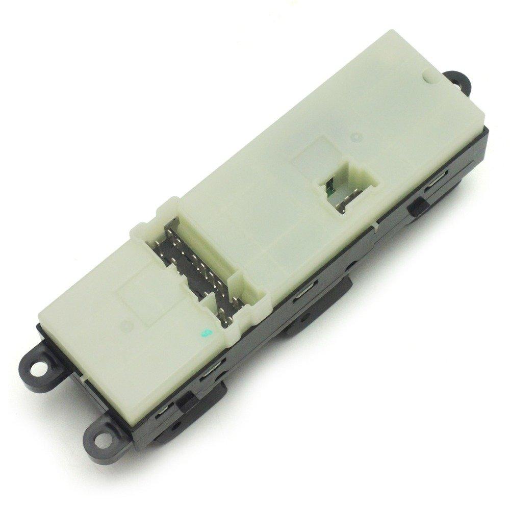 Interruptor de elevalunas el/éctrico del lado del conductor para 25401-EB30B